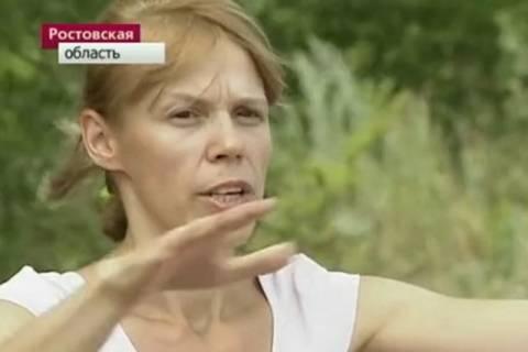 Ρωσία: Επικρίσεις για τη «σταύρωση» παιδιού από τον ουκρανικό στρατό