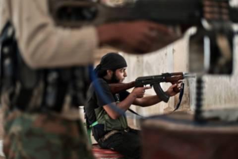 Το Ισλαμικό Κράτος κατέλαβε τη μεγαλύτερη πόλη της ανατολικής Συρίας