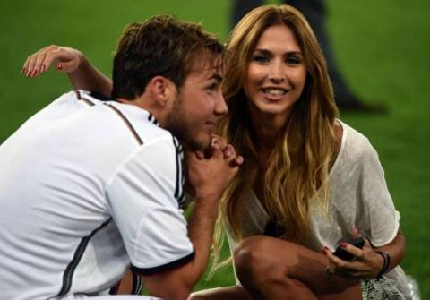 Παγκόσμιο Κύπελλο Ποδοσφαίρου – Τελικός: Η πρώτη κυρία του Μουντιάλ (photos)