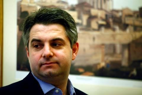 Συνάντηση Κωνσταντινόπουλου με τη διοίκηση του ΣΒΒΕ