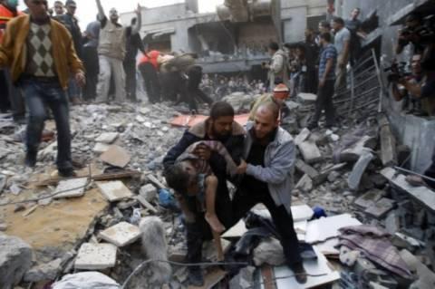 Γάζα: Αυξάνεται ο αριθμός των νεκρών – Οι ΗΠΑ προειδοποιούν το Ισραήλ