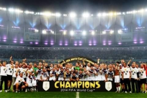 Παγκόσμιο Κύπελλο Ποδοσφαίρου 2014: Ο κόσμος… ψήφισε