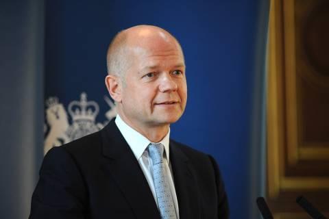 Παραιτήθηκε ο υπουργός Εξωτερικών της Βρετανίας Ουίλιαμ Χέιγκ