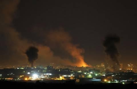 Ισραήλ: Τρεις ρουκέτες έπληξαν την πόλη Εϊλάτ