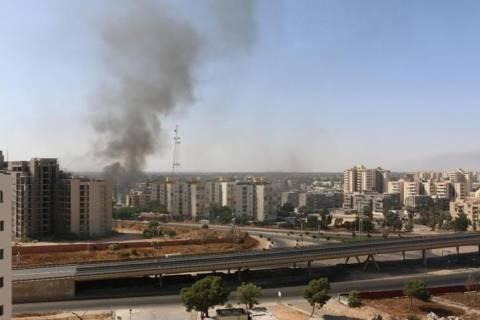 Λιβύη: Καταστράφηκε το 90% των αεροπλάνων στο αεροδρόμιο της Τρίπολης