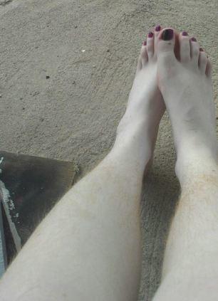 Γυναίκες λένε «όχι» στο ξύρισμα των ποδιών! (photos)