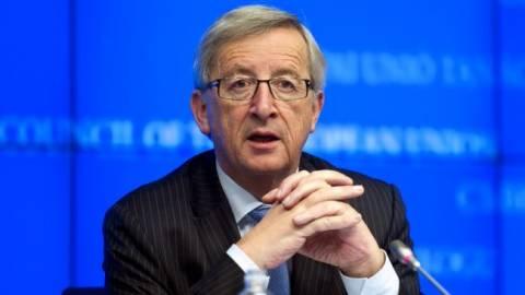 «Υπερήφανος για την Ελλάδα» δηλώνει ο Γιούνκερ - Σήμερα η επανεκλογή του