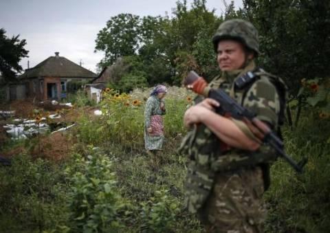 Παρατηρητές του ΟΑΣΕ στα ρωσο-ουκρανικά σύνορα