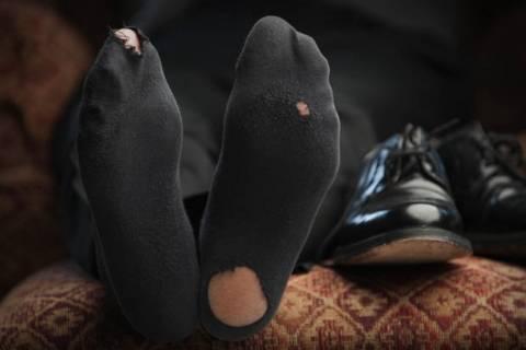 Μεθυσμένος οδηγός συνελήφθη με μια κάλτσα γιατί με την άλλη…