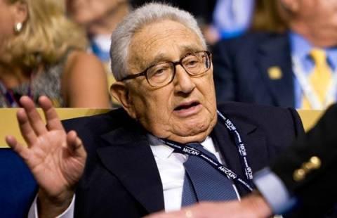 ΗΠΑ: Σε χειρουργική επέμβαση υποβλήθηκε ο 91χρονος Χένρι Κίσινγκερ