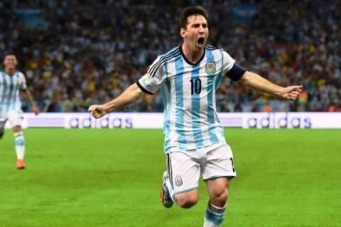 Παγκόσμιο Κύπελλο Ποδοσφαίρου 2014: Χυδαίοι με Μέσι οι Βραζιλιάνοι