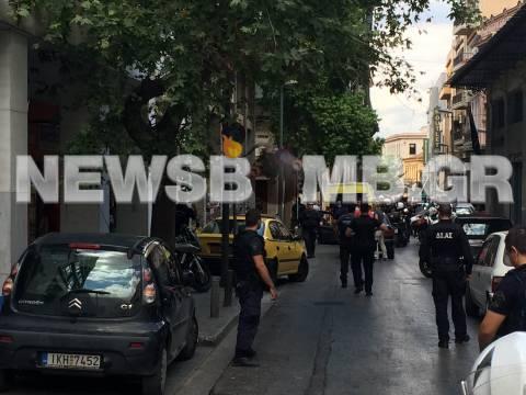 Σύλληψη Μαζιώτη: Τι δηλώνει αυτόπτης μάρτυρας στο newsbomb.gr (vid)