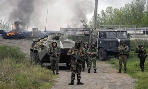 Ополченцы ввели в Донецке комендантский час