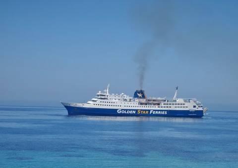 Μύκονος: Ταλαιπωρία για τους επιβάτες πλοίου λόγω μηχανικής βλάβης
