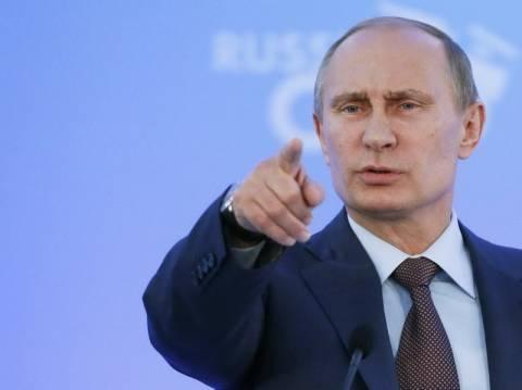 Ο Πούτιν προειδοποιεί τις ΗΠΑ σχετικά με την επιβολή νέων κυρώσεων