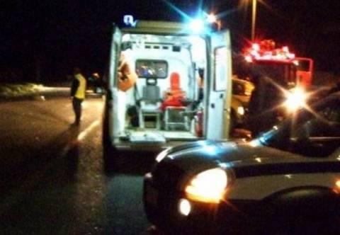 Θρήνος στη Λαμία: «Έσβησε» στην άσφαλτο 20χρονος–Τροχαίο με μηχανάκια