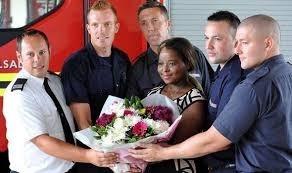 Συγχώρεσε τη γυναίκα που την έκαψε και της στέρησε τα χέρια της! (pics)