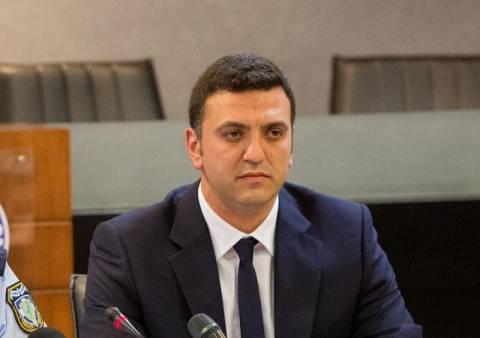 Β. Κικίλιας: «Δεν ήταν τυχαία η σύλληψη του Μαζιώτη» (vid)