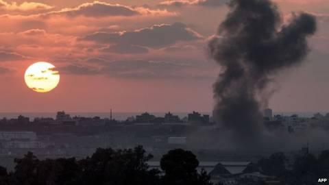 Λωρίδα της Γάζας: Σε εφαρμογή η ανθρωπιστική κατάπαυση του πυρός