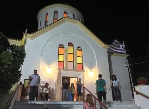 Κρήτη: Θαύμα της Αγίας Μαρίνας;