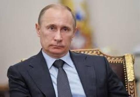 Πούτιν: Κακόβουλες οι νέες δυτικές κυρώσεις