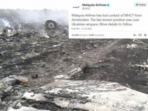 Boeing 777: Aircraft crash in Ukraine (pic & vid)