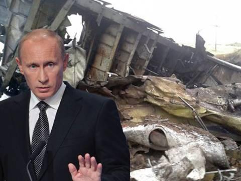 Στόχος του ουκρανικού πυραύλου θα μπορούσε να είναι το αεροσκάφος του Β. Πούτιν;