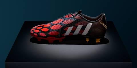 Η adidas γιορτάζει την 20η επέτειο του εμβληματικού παπουτσιού Predator