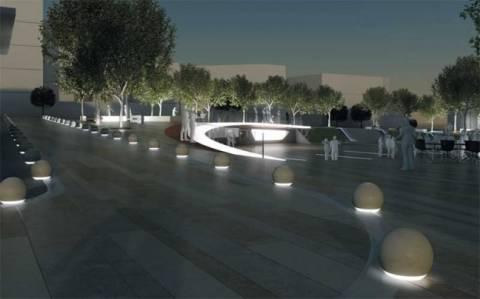 Κοζάνη: Ξεκινά το έργο της ανάπλασης της κεντρικής πλατείας