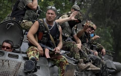 Ουκρανία: Το Κίεβο ανακοίνωσε την ανάκτηση του ελέγχου στο νοτιοανατολικό Λουχάνσκ