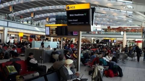 Βρετανία: Ακυρώσεις πτήσεων στο Χίθροου