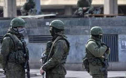 Ουκρανία: Κατηγορεί τη Ρωσία για μεταφορά στρατιωτικού εξοπλισμού