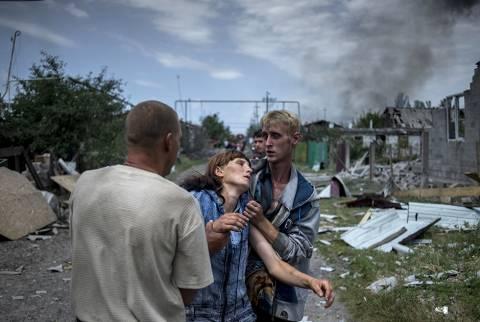 ОБСЕ: с начала лета в Луганской области погибли 250 мирных жителей
