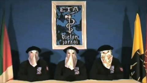 Ισπανία: Διέλυσε τις δομές της η βασκική οργάνωση ETA