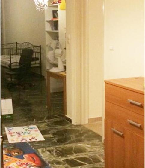 Η πρώτη φωτογραφία από το εσωτερικό του σπιτιού του Μαζιώτη