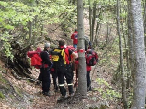 Αγρίνιο: Ηλικιωμένος έπεσε σε χαράδρα 30 μέτρων