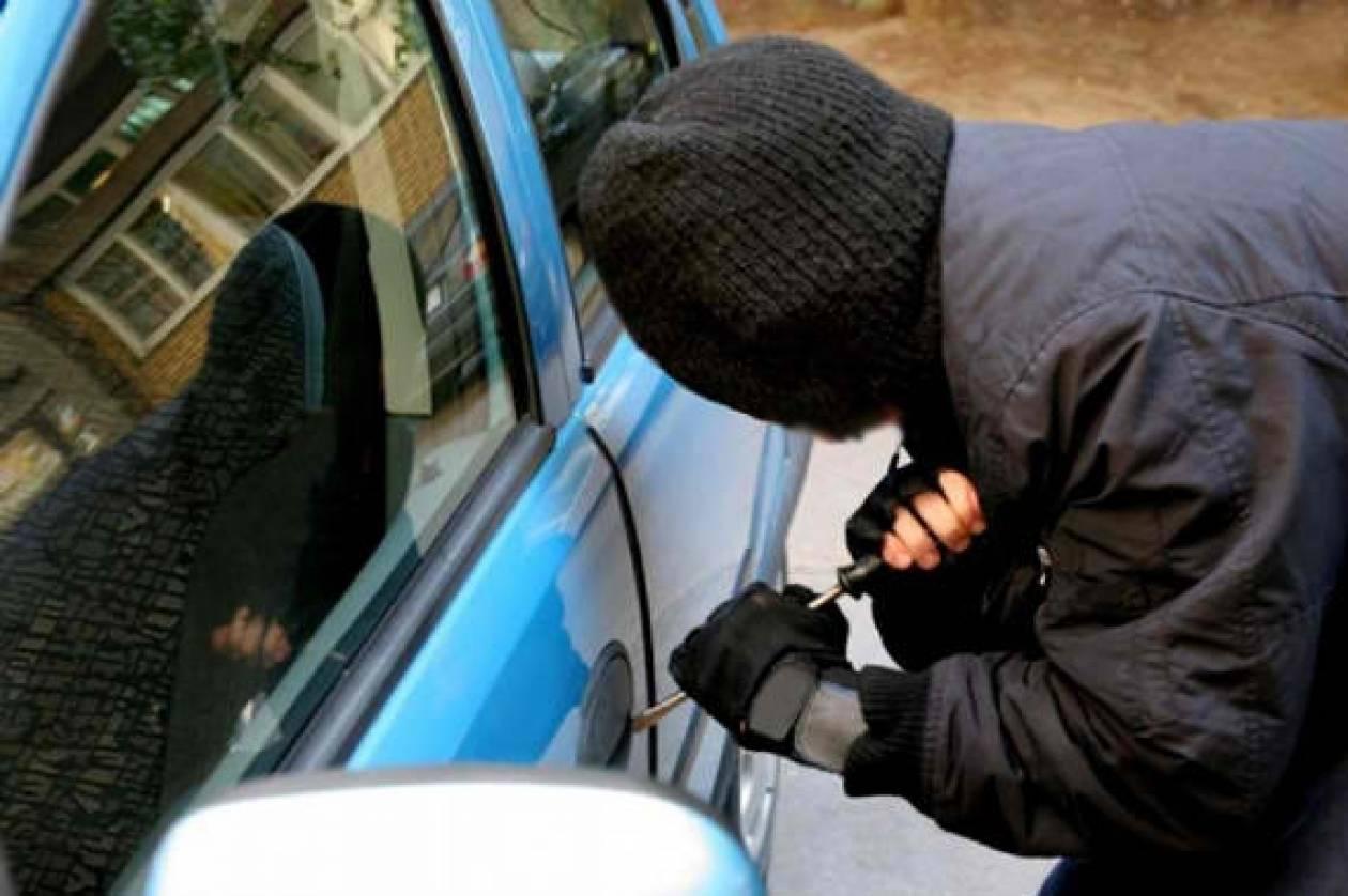 Λάρισα: 21χρονος αλλοδαπός έκλεβε αυτοκίνητα