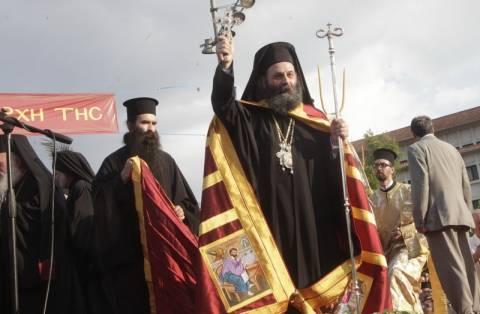 Με λαμπρότητα πραγματοποιήθηκε η ενθρόνιση του νέου Μητροπολίτη Ιωαννίνων (pics)