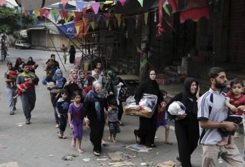 Γάζα: O συνολικός αριθμός των νεκρών έφτασε στους 449