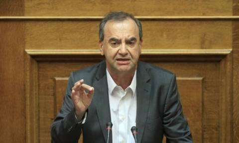 Στρατούλης: Η κυβέρνηση συνεχίζει να εξαπατά τους συνταξιούχους