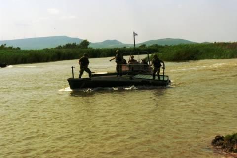 Έβρος: Διέλευση αρμάτων και Στρατού στο πλαίσιο της άσκησης «Εγνατία- 2014»