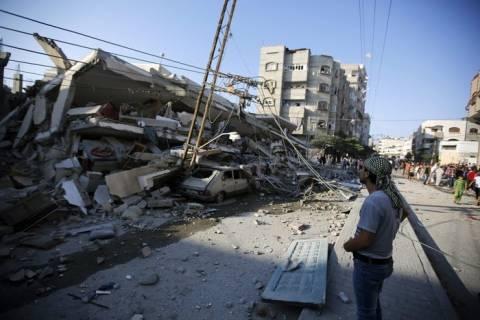ΛΩΡΙΔΑ ΤΗΣ ΓΑΖΑΣ: Ανοίγουν 69 ακόμα καταφύγια του ΟΗΕ