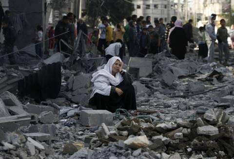 Γάζα: Νεκρή μια έγκυος και ένα παιδί από τα πυρά των ισραηλινών