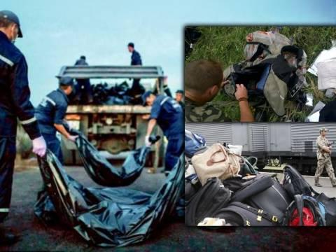 ΣΟΚ: Κλέβουν τα δαχτυλίδια των νεκρών θυμάτων του Boeing! (pics+video)