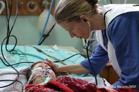 Actionaid και Γιατροί Χωρίς Σύνορα ζητούν την παύση των ισραηλινών επιθέσεων