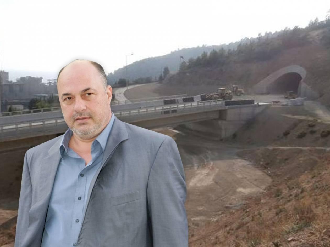Περιφερειακός Βόλου: Ένα δημόσιο έργο που κανείς δεν παραλαμβάνει