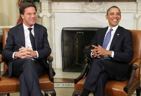 Ομπάμα και Ρούτε συμφώνησαν ότι η Ρωσία πρέπει να υποστεί μεγαλύτερες κυρώσεις