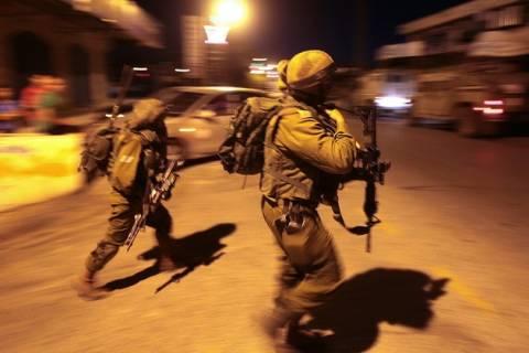Δυτική Όχθη: Ένας 32χρονος παλαιστίνιος έπεσε νεκρός από ισραηλινά πυρά