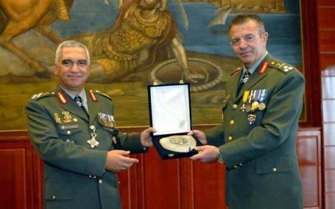 Ανέλαβε καθήκοντα ο νέος αρχηγός της Εθνικής Φρουράς