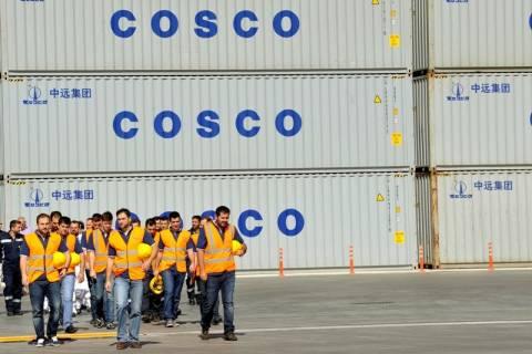 Τι κέρδισαν οι εργαζόμενοι μετά τις κινητοποιήσεις στην Cosco
